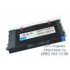 Картридж голубой Samsung CLP-510 ,совместимый