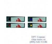 Чип голубого картриджа Samsung CLP-320/325/CLX-3185