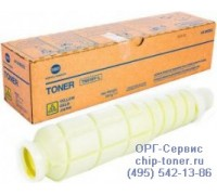 Картридж желтый Konica Minolta bizhub PRESS C6000 / C7000 / C7000P ,оригинальный