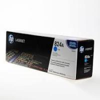 Картридж голубой HP Color LaserJet CP6015 / CM6030 / CM6040 ,оригинальный