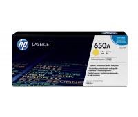 Картридж желтый HP Color LaserJet Enterprise CP5520 / CP5525 / M750 ,оригинальный