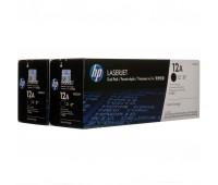 Двойная упаковка (2 картриджа HP 12A) для 1022 / 1022N / 3015 / 3020 / 3030 / 3055 / M1005 / M1319,оригинальная
