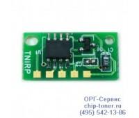 Чип желтого тонер-картриджа картриджа Konica Minolta bizhub C250 / C250Р / C252 / C252P ,совместимый