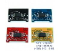 Чип картриджа Samsung CLP-300/300N/CLX-2160/2160N/3160N (КРАСНЫЙ)(CLP-M300)