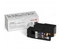 Картридж 106R01634 черный для Xerox Phaser 6000 / 6010 / WC 6015 оригинальный