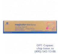 Картридж Konica Minolta A0D7353 Magicolor 8650DN, пурпурный оригинальный