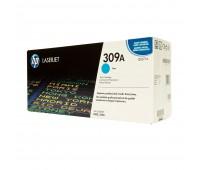 Картридж Q2671A голубой HP Color LaserJet 3500 / 3550 оригинальный