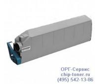 Картридж желтый Oki C9300 совместимый