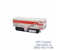 Картридж пурпурный Oki  C110 / C130 / MC160 оригинальный